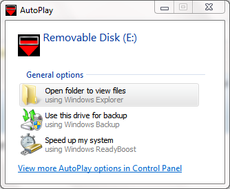 Making the most of your USB: Autorun.inf